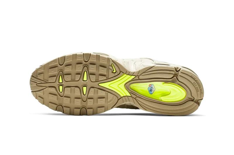 Nike Air Max Tailwind 4 Ripstop Sandtrap Tan