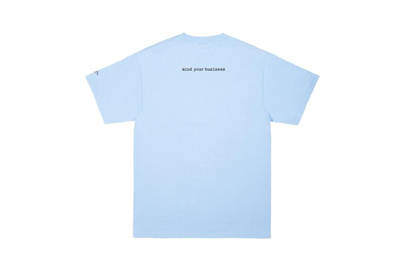 Noah Pro-Choice Tee Light Blue