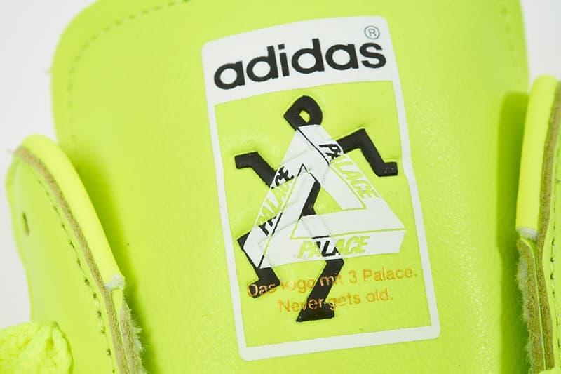 Palace x adidas Originals Superstar Spring Summer 2019 Green