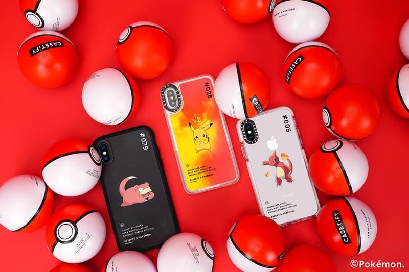 casetify pokemon pokedex pikachu iphone case samsung galaxy phone airpods