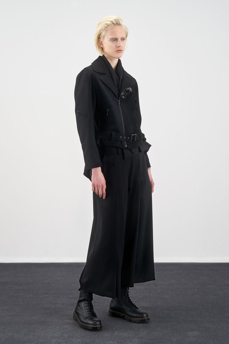 Y's Yohji Yamamoto Fall Winter 2019 Pre-Collection Lookbook
