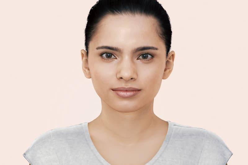 SK-II AI Digital Influencer Skincare Ambassador Beauty Technology Promotion Future Ad Face