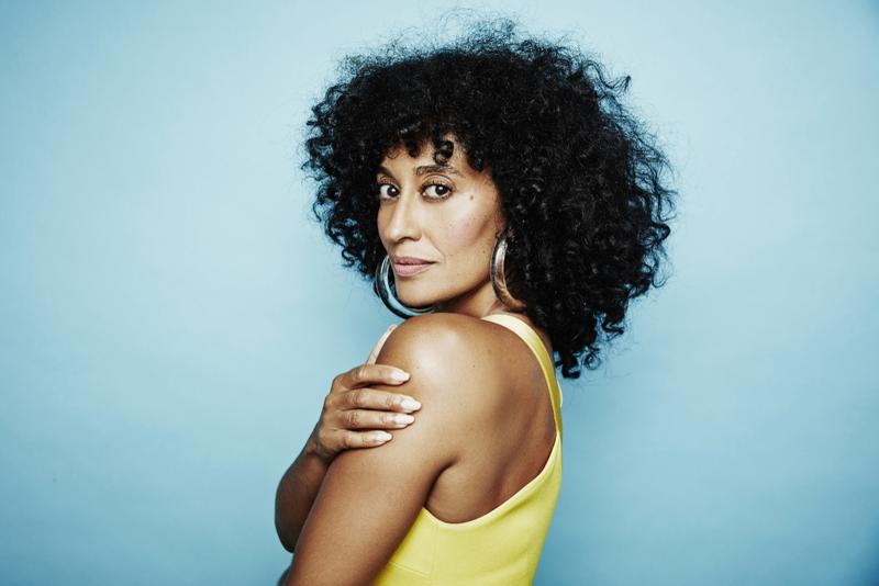 Tracee Ellis Ross Top Yellow