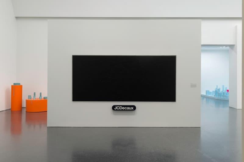 Virgil Abloh MCA Chicago Exhibit Graphic Design
