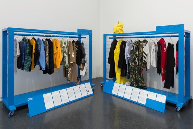 Virgil Abloh MCA Chicago Exhibit Off White Men's Women's Designs