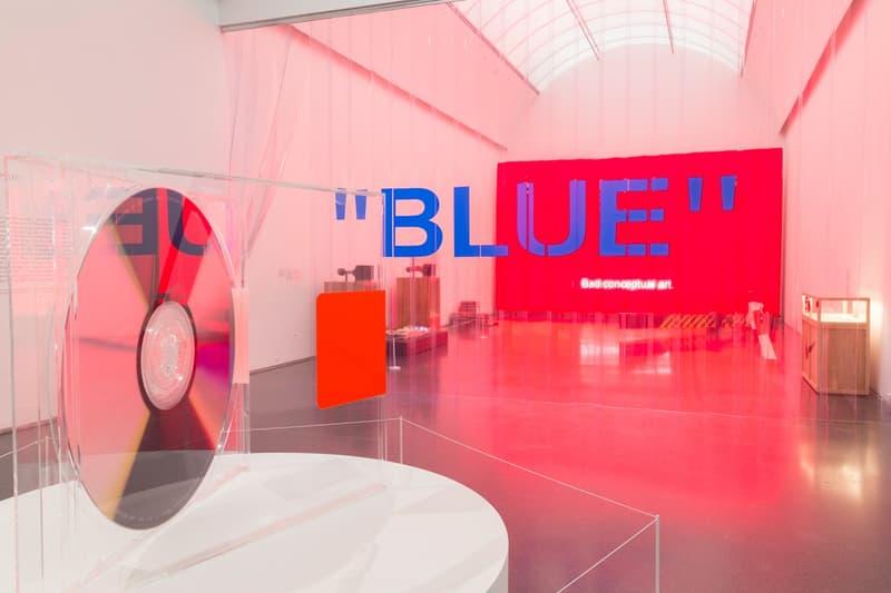 Virgil Abloh MCA Chicago Exhibit Yeezus Album Artwork