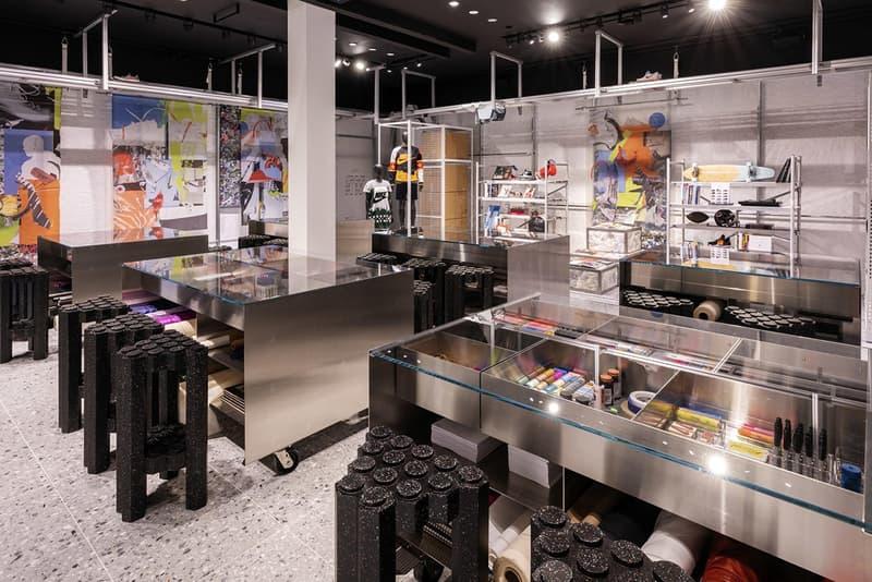 Virgil Abloh NikeLab Re-Creation Center Chicago