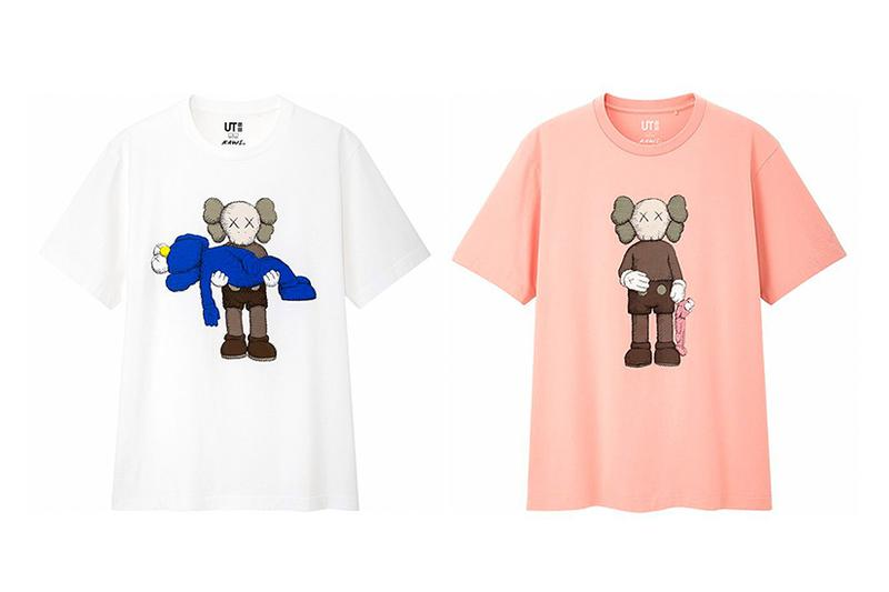 Where to Buy KAWS Uniqlo UT Graphic T-Shirt Tote Bag Yeezy Boost 350 700 V2 black adidas Kanye West Mac Electric Wonder