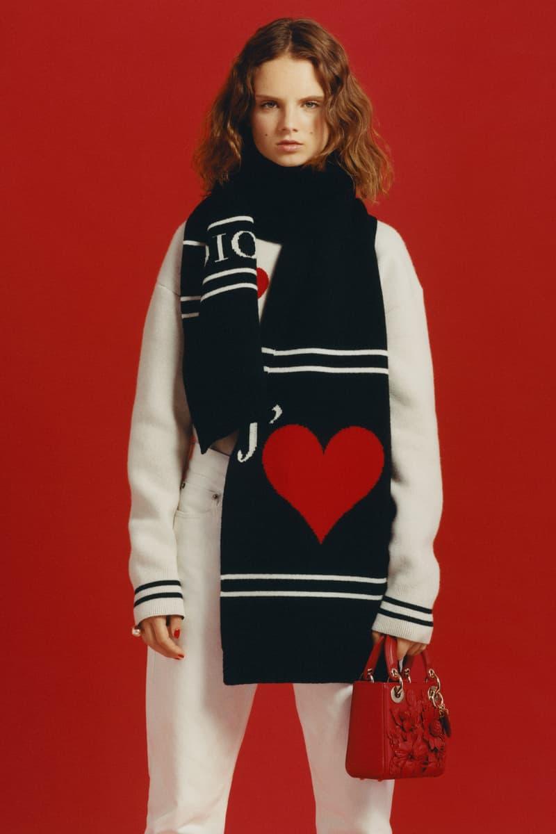 Christian Dior Dioramour Campaign Miss Dior Handbag