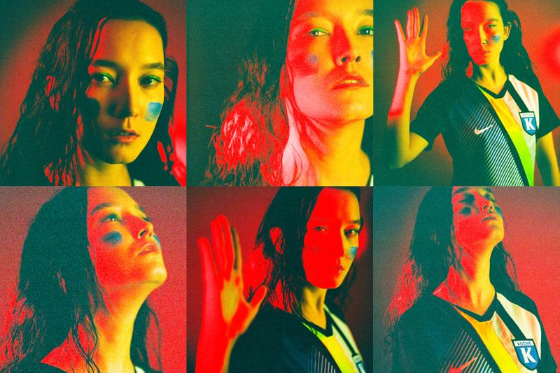 nike collaboration women's world cup fifa ambush marine serre yoon ahn koche erin magee mademe editorial