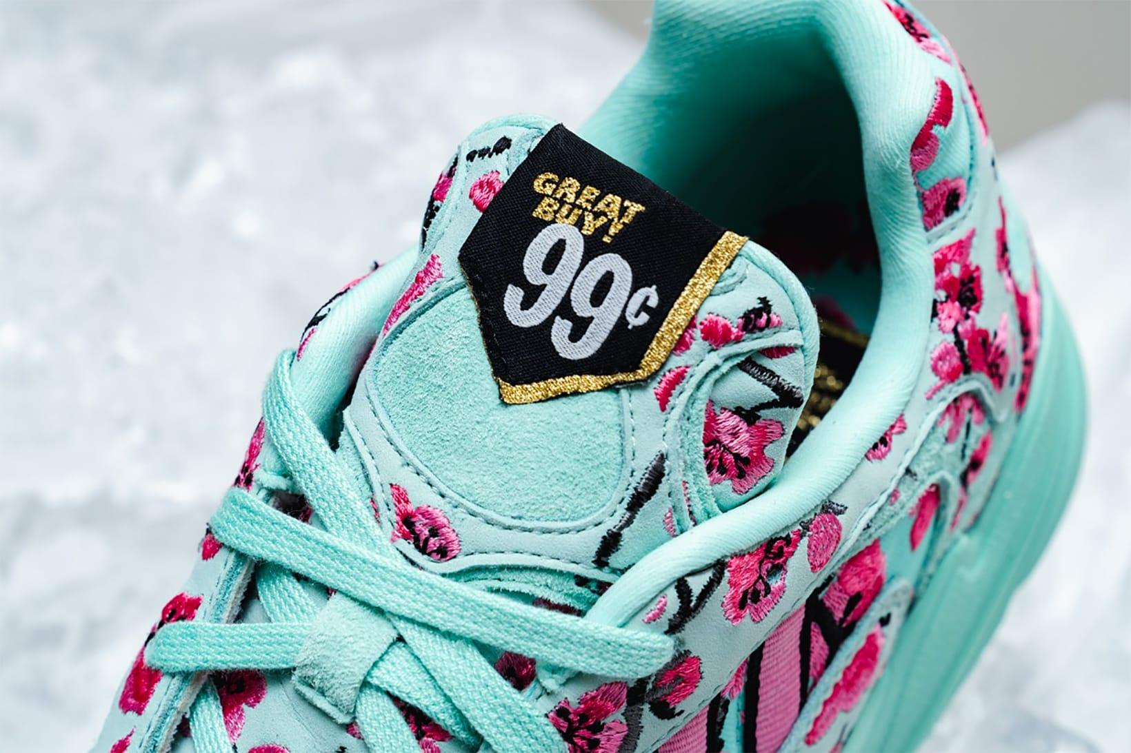 AriZona Ice Tea's 99-Cent Sneakers