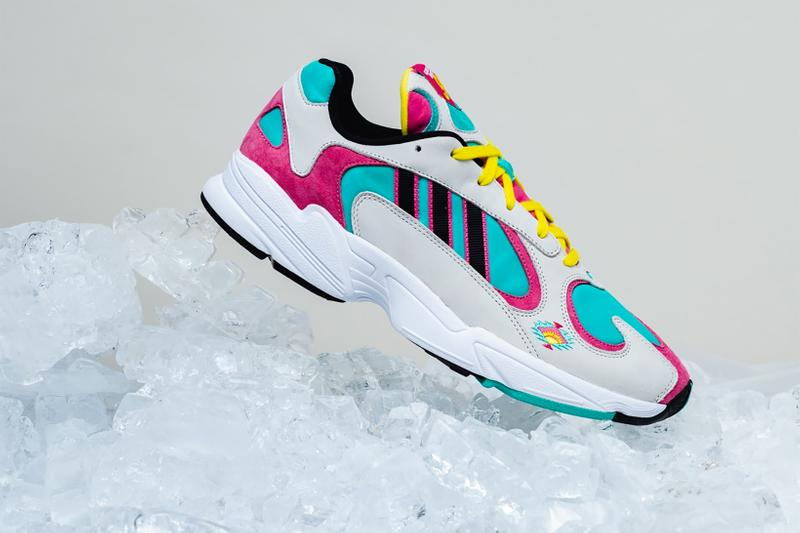 adidas originals arizona ice tea 99 cent price sneakers new york city pop up