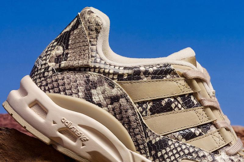adidas Originals Snakeskin Pack LXCON94 Cream Black