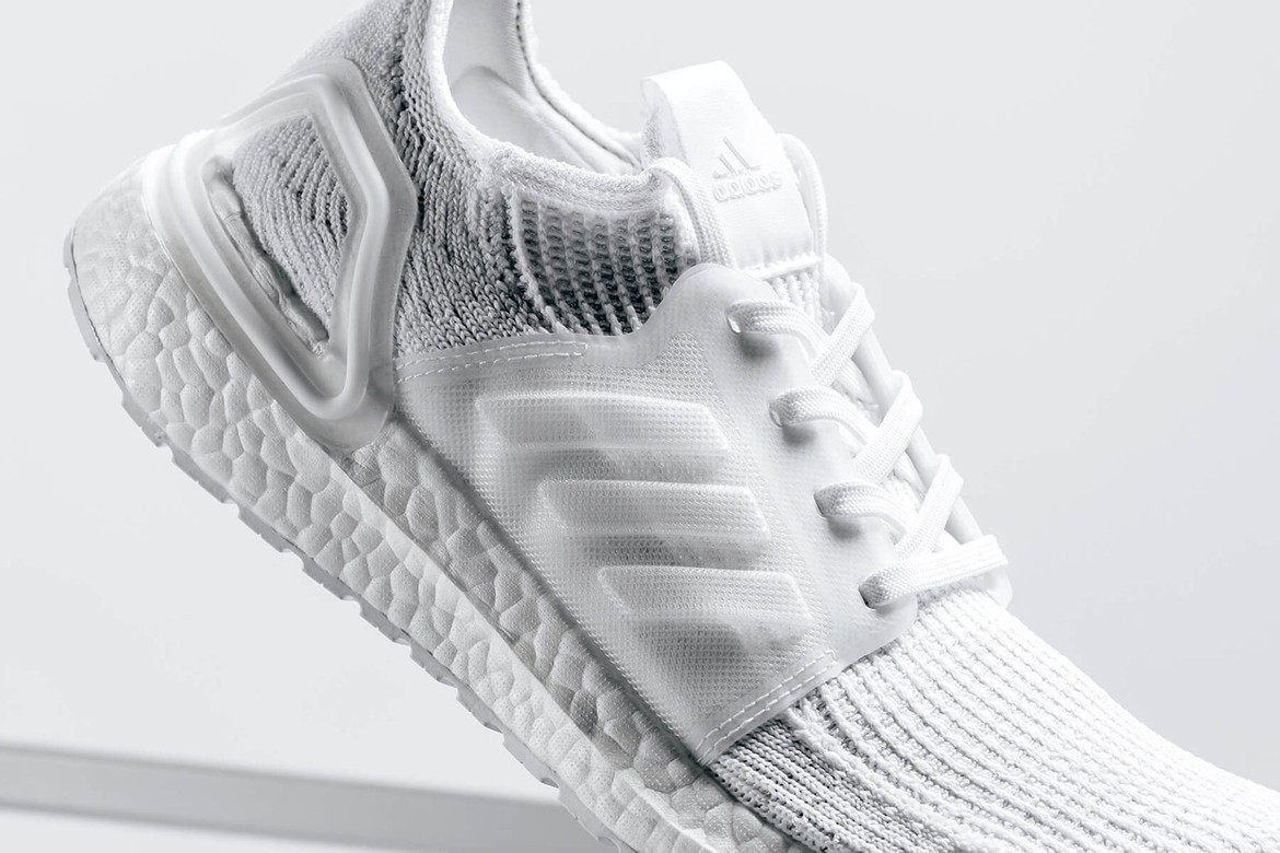 huge discount c087c 500cc adidas' Latest UltraBOOST Arrives in All White | HYPEBAE