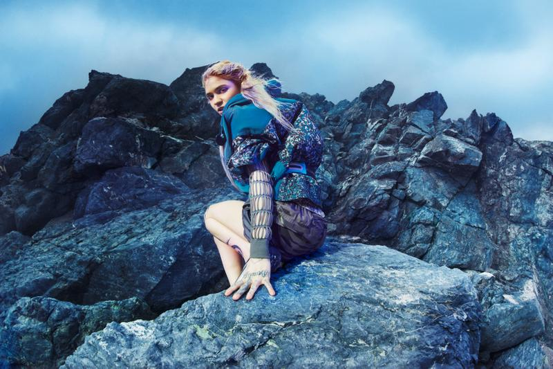 adidas by stella mccartney fall winter grimes ultraboost campaign collection sustainability