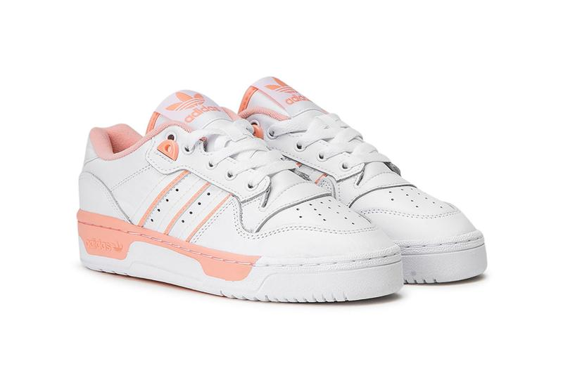 adidas womens rivalry low glow pink summer collection sneakers cop shoes sneakerhead