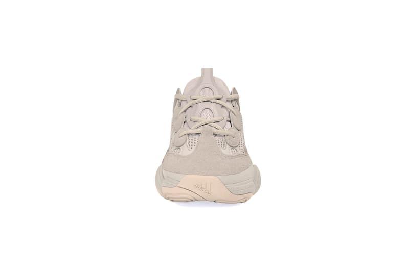 adidas yeezy 500 stone release drop date kanye west monochrome