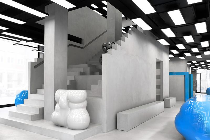 axel arigato new flagship store opening copenhagen denmark max svardh