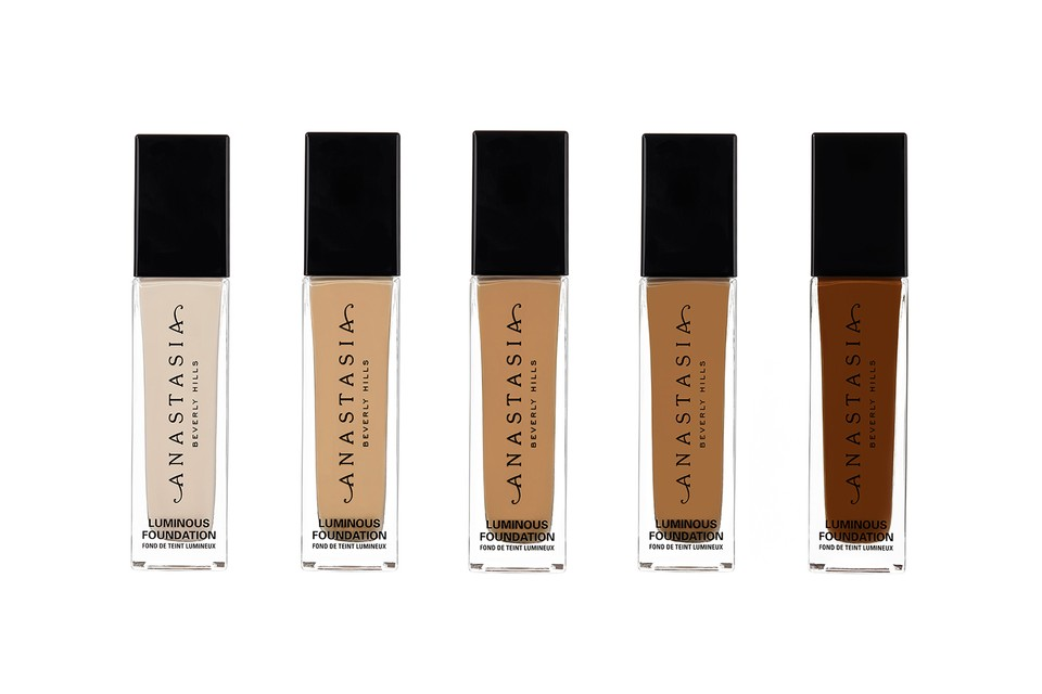 Anastasia Beverly Hills Is Launching Liquid Foundation in 50 Different Shades