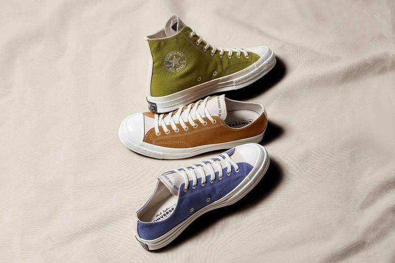 Converse Renew Sustainable Chuck Taylor All Star Chuck 70 Plastic Bottles