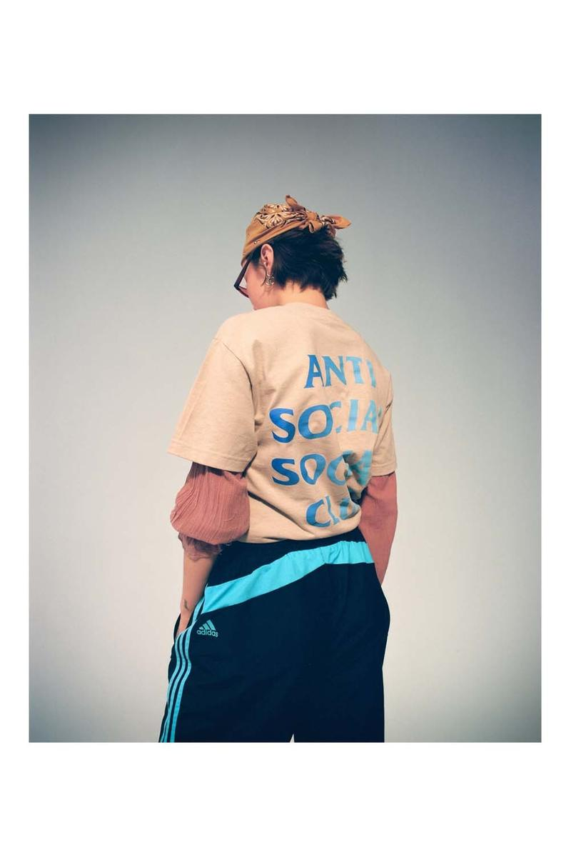 Anti Social Social Club Fall Winter 2019 Still Stressed Lookbook T Shirt Tan