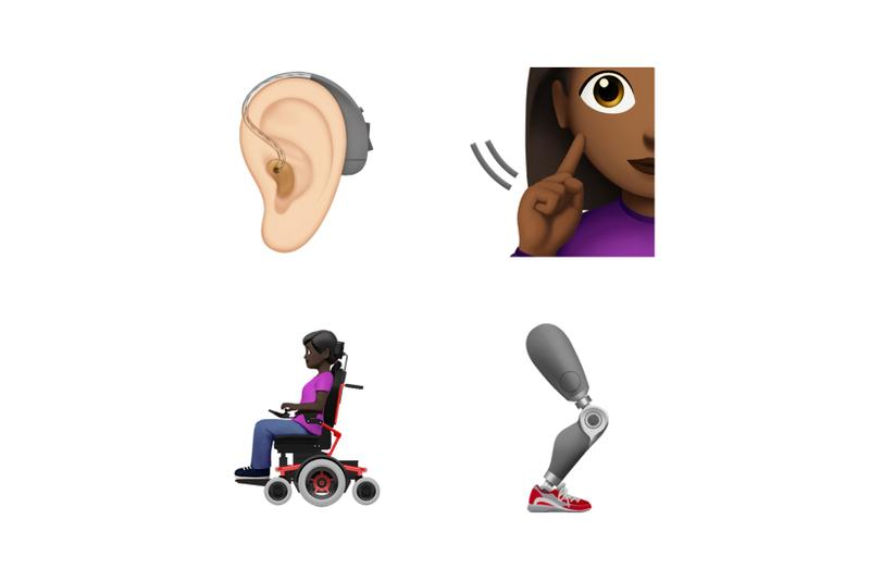 apple google ios android 60 new emojis fall update release technology