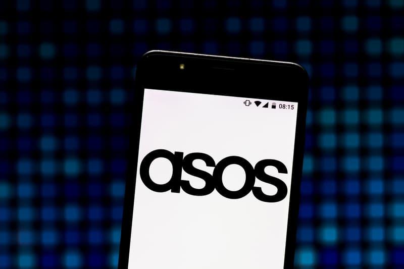 asos financial crisis problem money profit shares fashion cosmetics online retailer