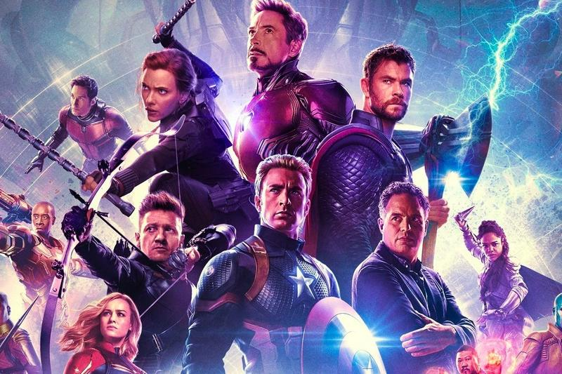 avengers endgame marvel highest grossing comic con film movie