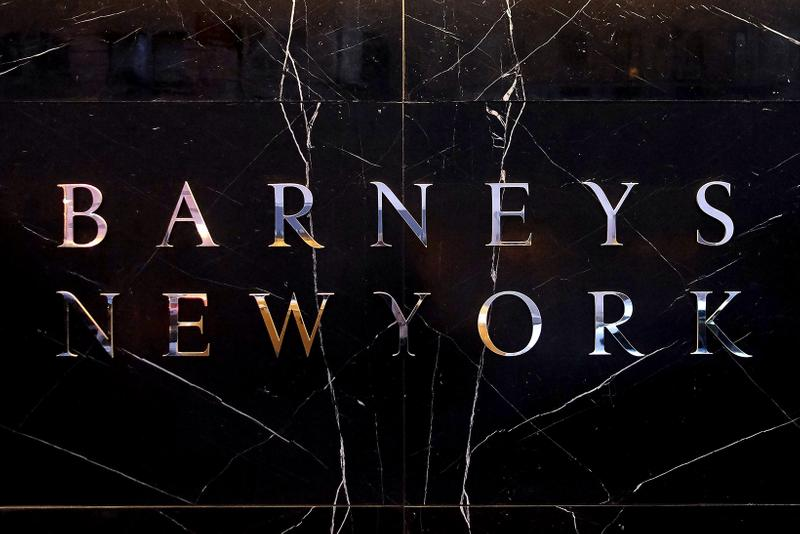 barneys new york city bankruptcy richard cayne perry madison avenue flagship retail debt businesses