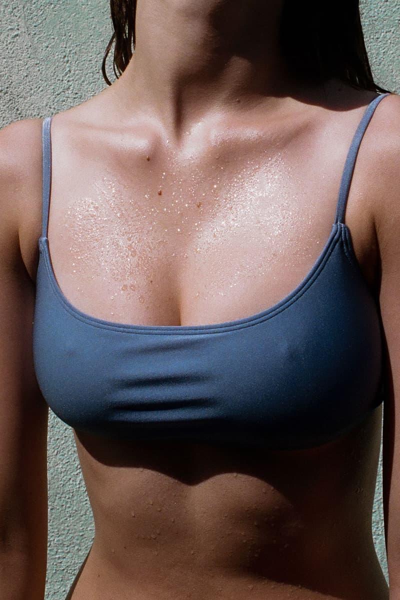 basic swim swimsuit swimwear bikini spring summer release pyper america smith kendall kylie jenner kim kourtney kardashian bella hadid