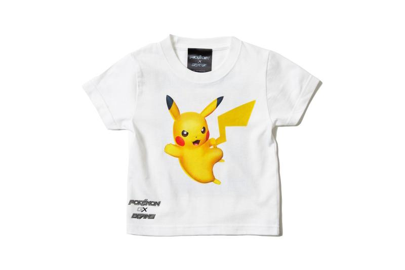 beams pokemon trading card game t-shirt pikachua