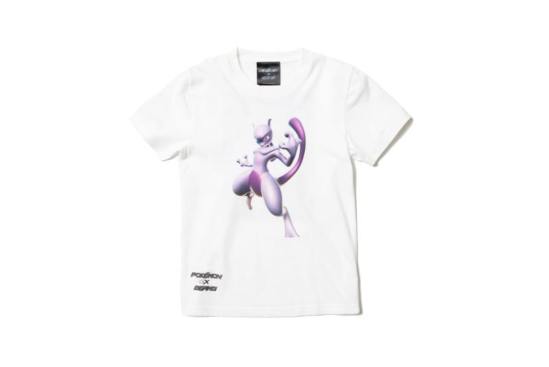 beams pokemon trading card game t-shirt mewtwo