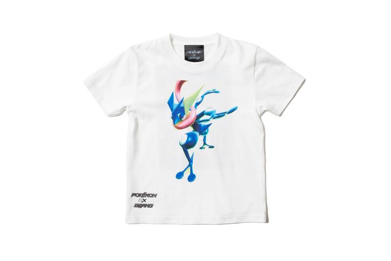 beams pokemon trading card game t-shirt greninja
