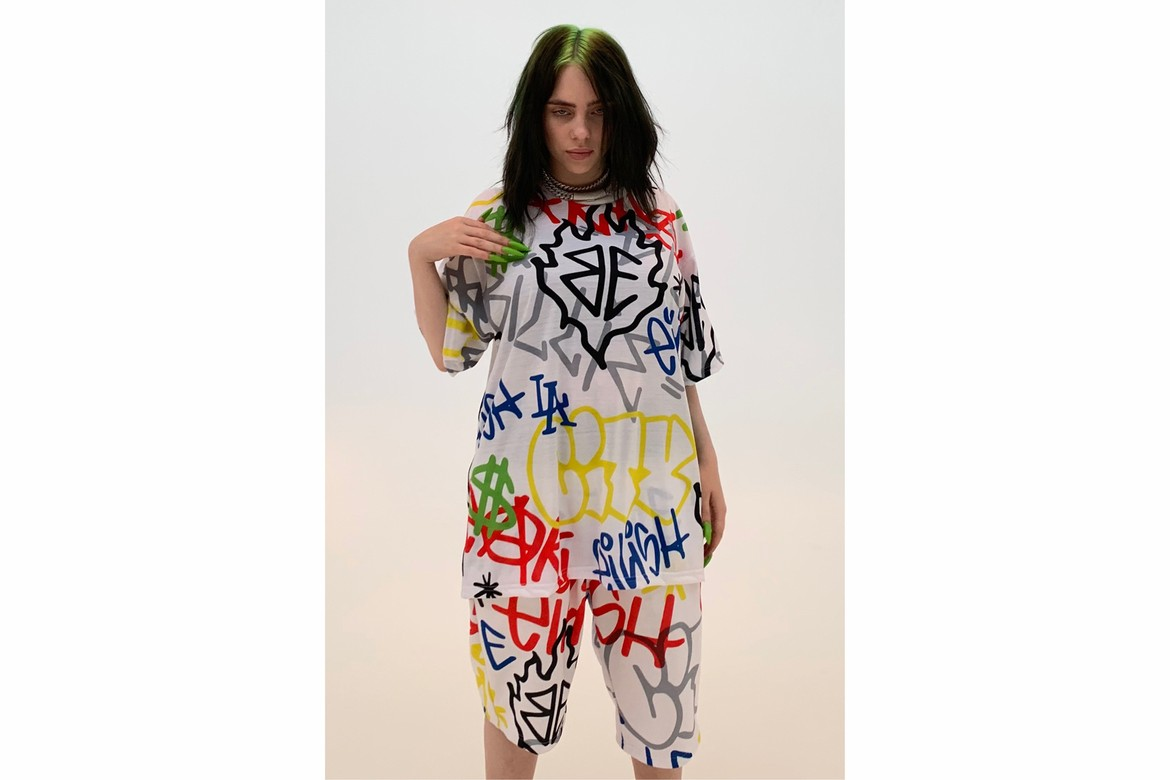 Billie Eilish Releases Merch With Freak City Hypebae