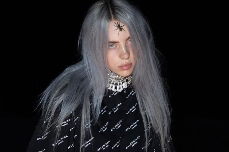 Billie Eilish Balenciaga Sweater Black