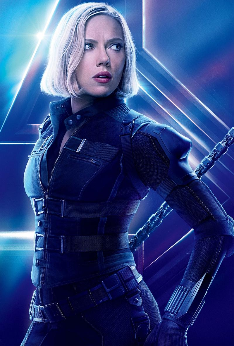 First Look At Marvel Black Widow Movie Spinoff Hypebae