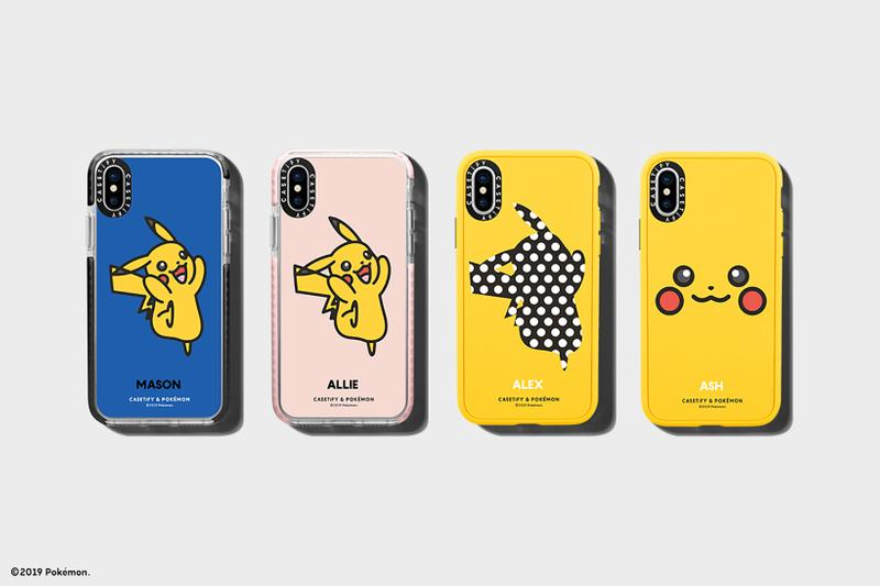 casetify pokemon phone cases apple iphone samsung galaxy pikachu airpods technology collaboration craig karl artists