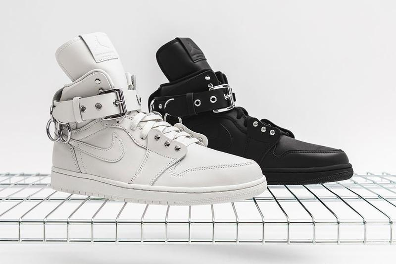 super popular f45c1 ec911 COMME des GARÇONS Nike Air Jordan 1 Retro High | HYPEBAE