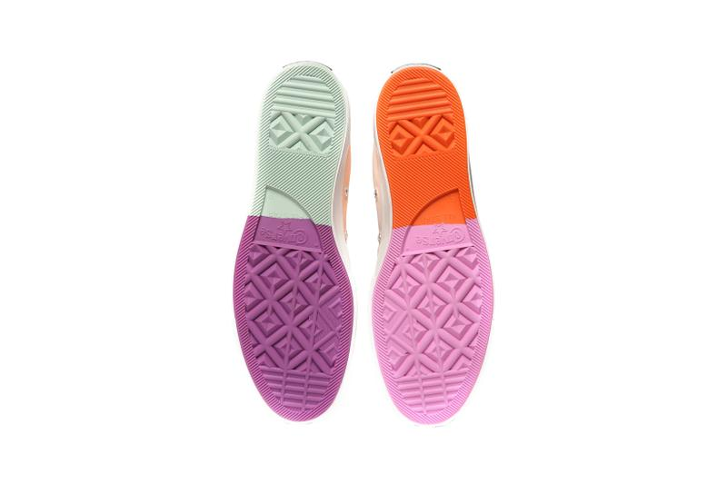 Chinatown Market x Converse UV Chuck 70 Collection Hi Purple Orange Magenta