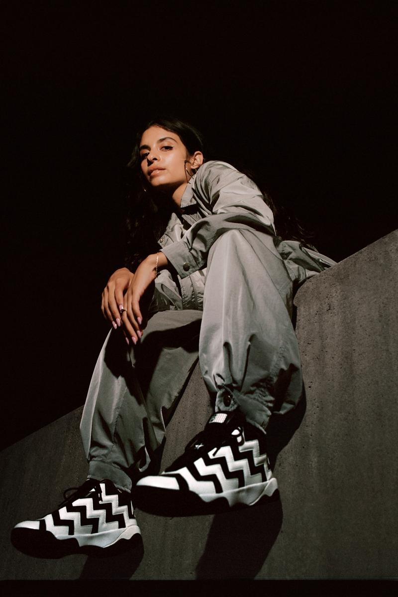 Converse VLTG Basketball Sneaker Collection Campaign