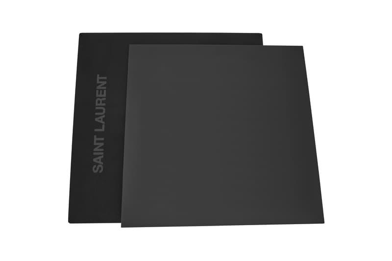 COTODOMA x Saint Laurent Lyric Speaker Canvas Black