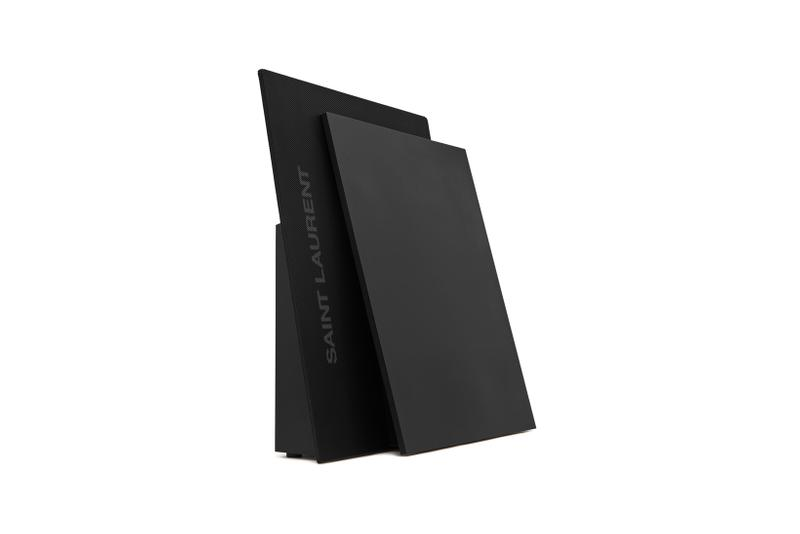 COTODOMA x Saint Laurent Lyric Speaker Canvas Black