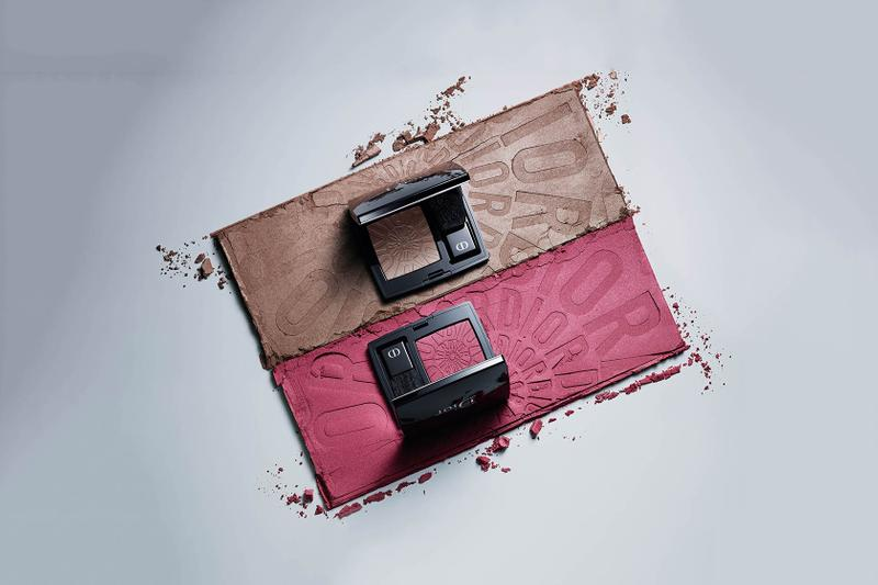 Dior Makeup Fall 2019 Power Look Eyeshadow Palette Lip Gloss