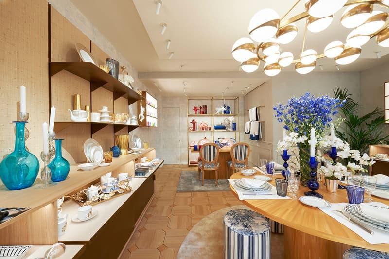 dior maison boutique paris location address home decor kitchen christian