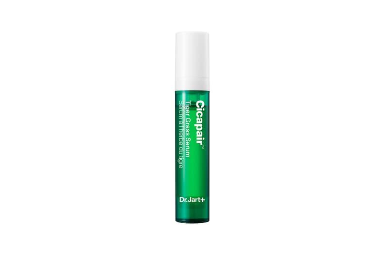 dr jart cicapair calming mist rescut kit tiger grass gel cream skincare