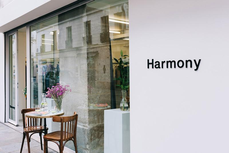 Emily Oberg Harmony Store Paris David Obadia