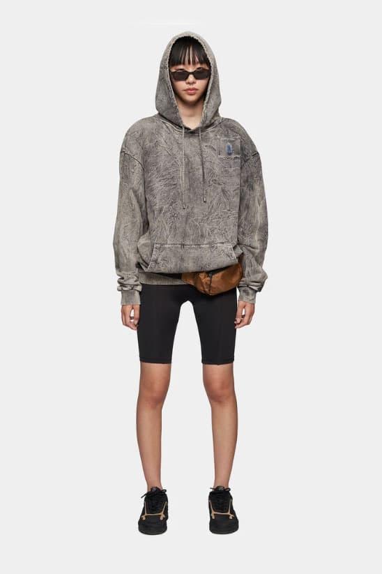 Filling Pieces Pre-Fall 2019 Lookbook Hoodie Sweatpants Tank Top Gray