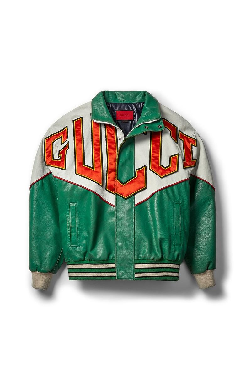 Gucci x Dover Street Market Collection Jacket Green