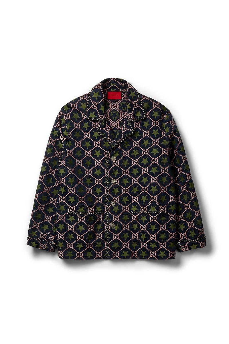 Gucci x Dover Street Market Collection Jacket Blue Red