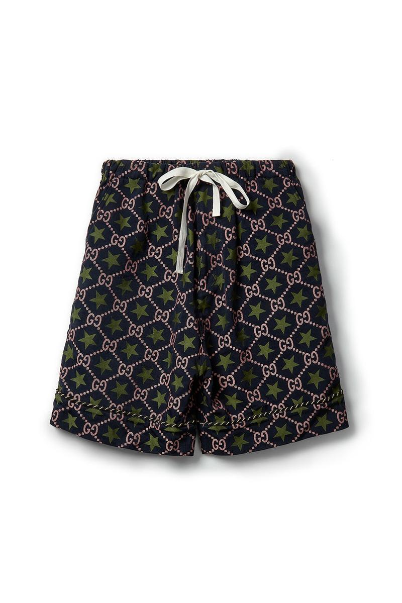 Gucci x Dover Street Market Collection Shorts Black